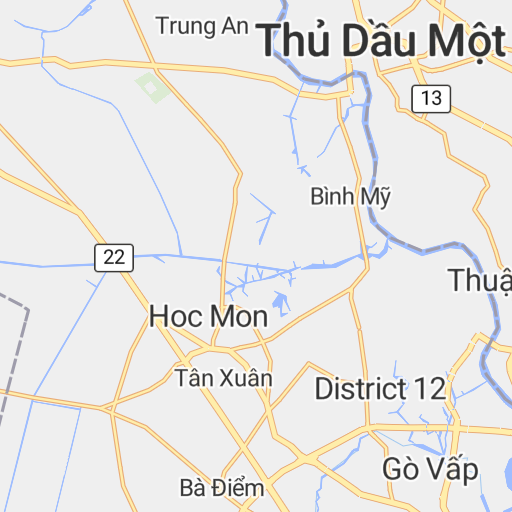 Vietnam 50K 6330-4 - Land Info Worldwide Mapping LLC
