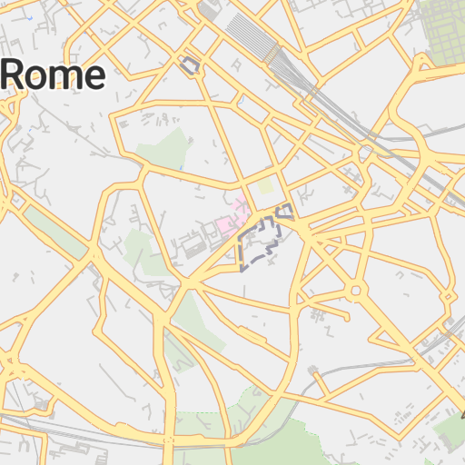 Roma city map - Geo4map - Avenza Maps
