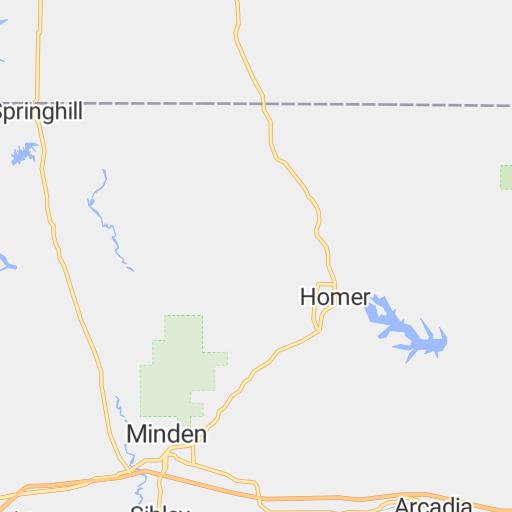 Motor Vehicle Use Map, MVUM, Winn District (1 of 3), Kisatchie ... on
