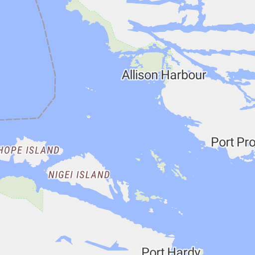 Map57 Queen Charlotte Strait - Vancouver Island - Backroad Mapbooks on